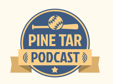 Pine Tar Podcast Logo 2